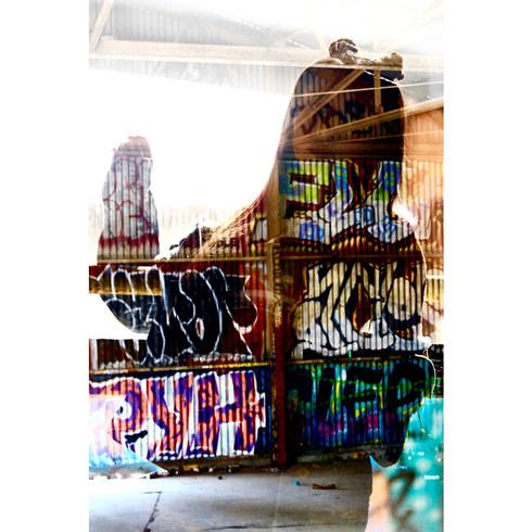 Graffiti double