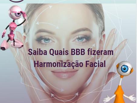 Saiba quais BBB fizeram Harmonização Facial e veja antes e depois aqui!