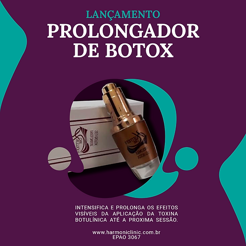 Sérum Prolongador de Botox