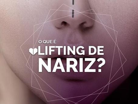 Lifting de Nariz: saiba tudo sobre este procedimento sem cortes.