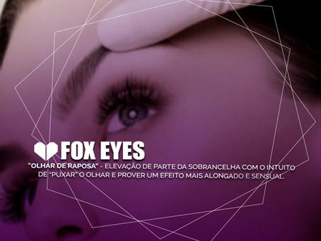 Fox Eyes  -  Mais uma inovação da HarmoniClinic para seus clientes.