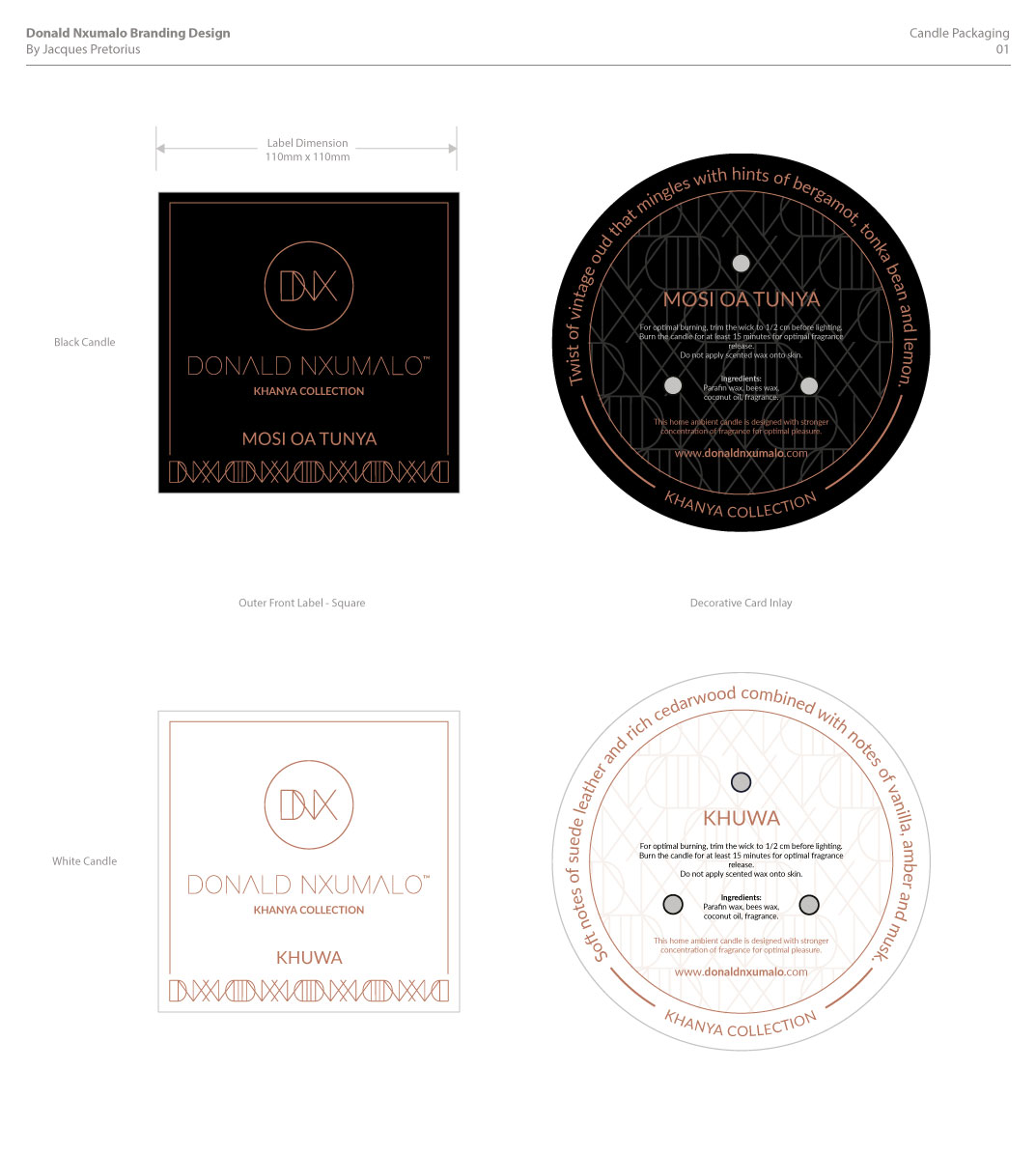 DNX_Candle_Branding