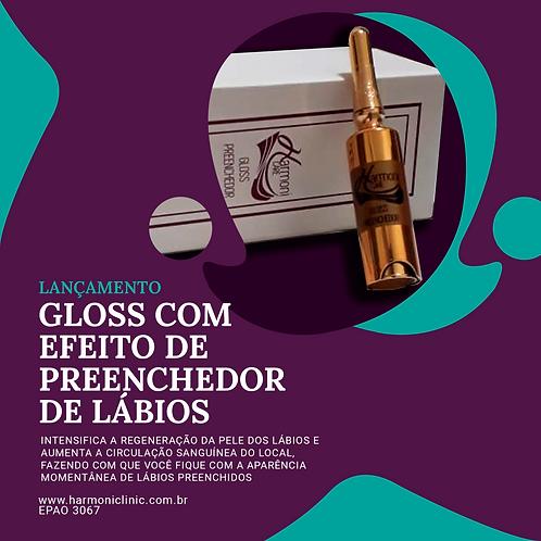 Gloss Preenchedor de Lábios - 5ml