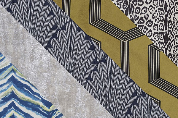DNX Fabric Collection Poster