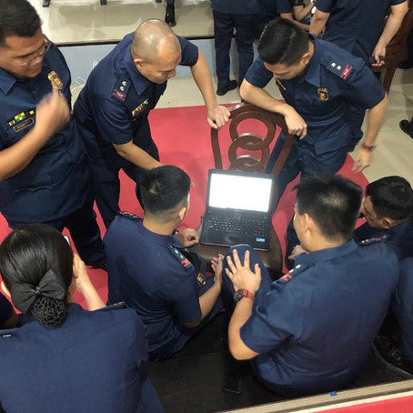 Case Study - Simulation in Curriculum - Public Safety College