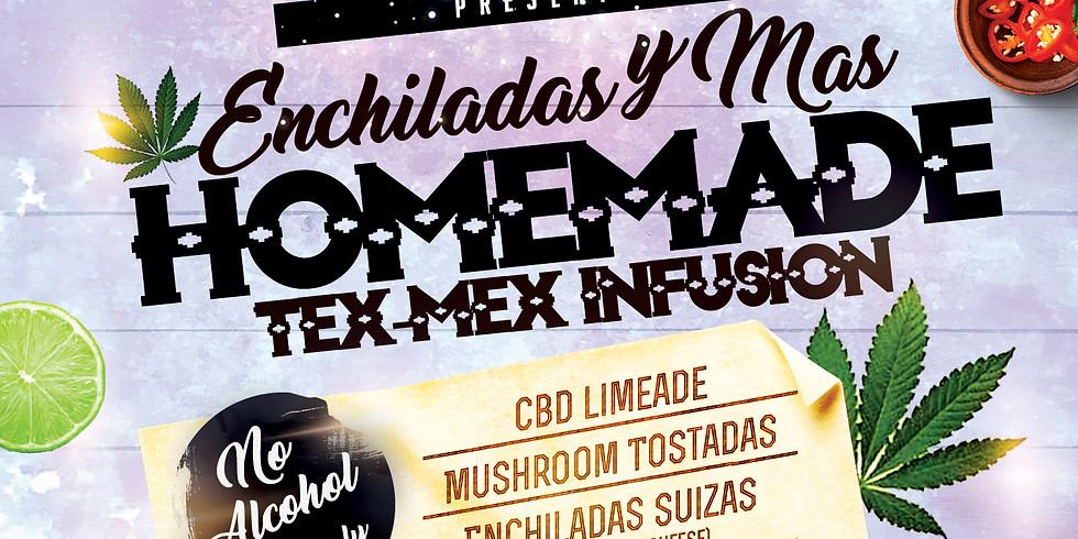 Enchiladas y Ma: Homemade Tex-Mex Infusion