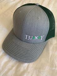 Gray-Green Trucker Cap