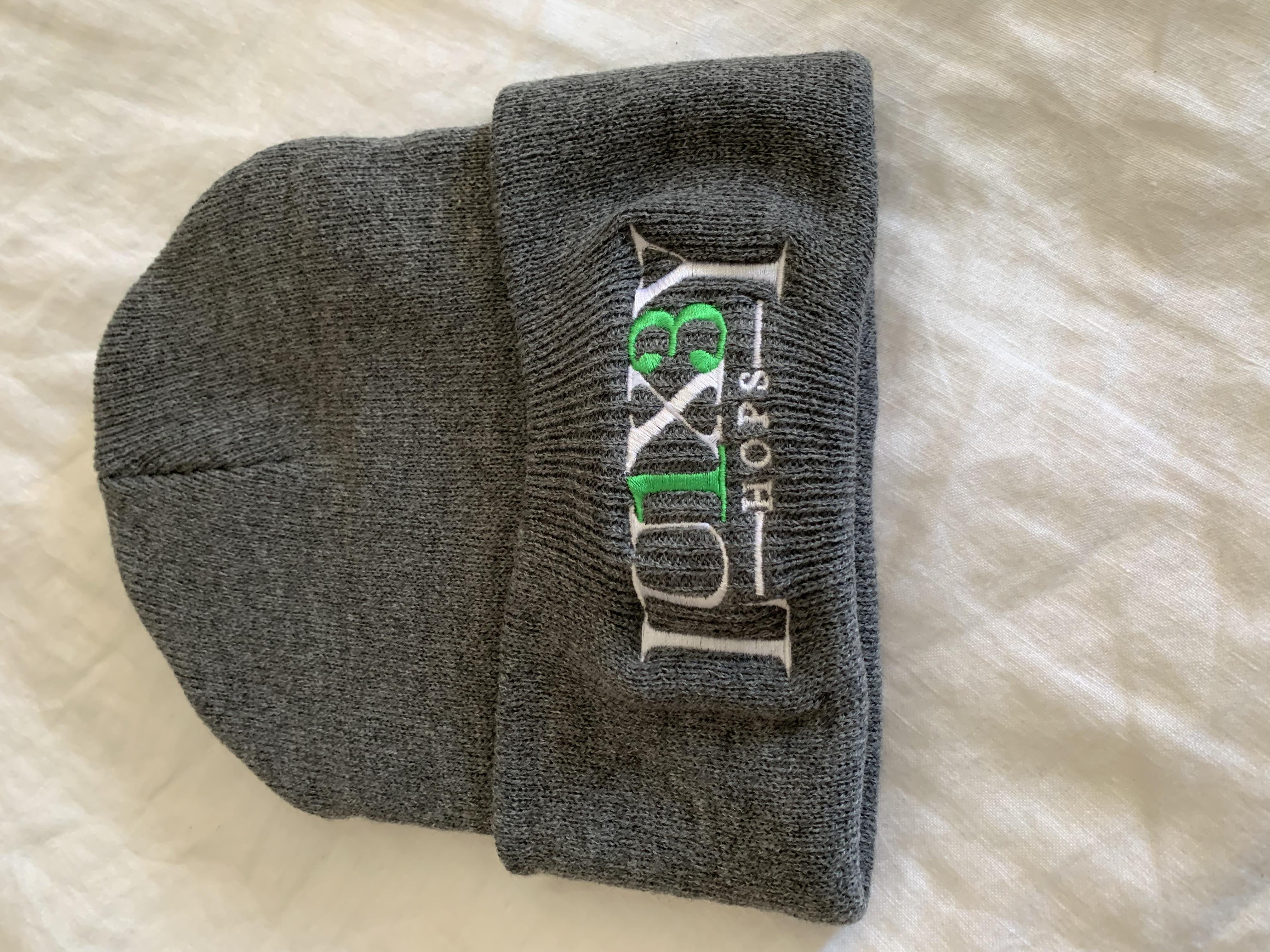 Gray Stocking Cap