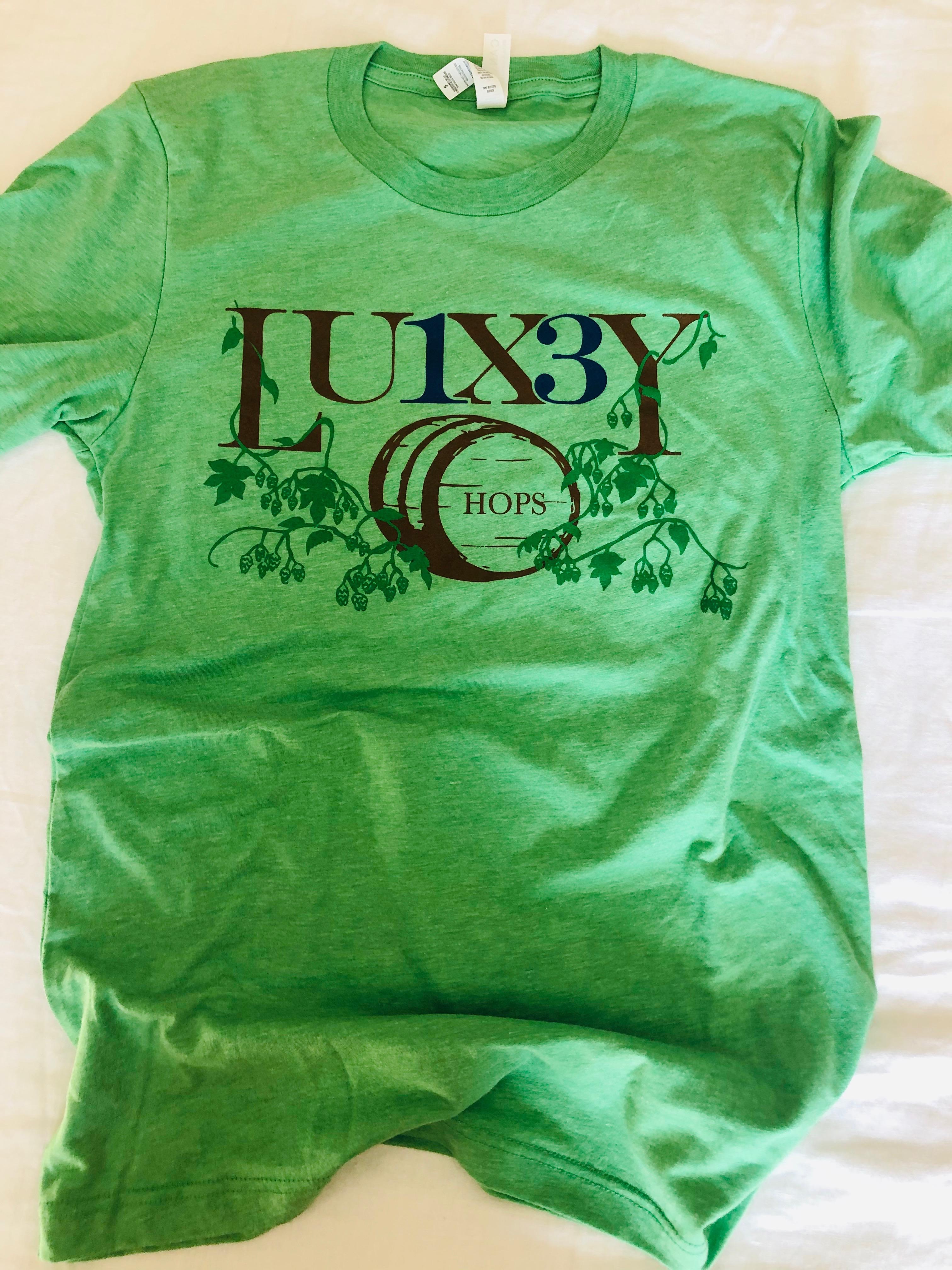 Green Short Sleeve Unisex T