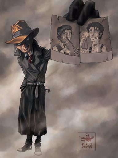 Detective Gollum