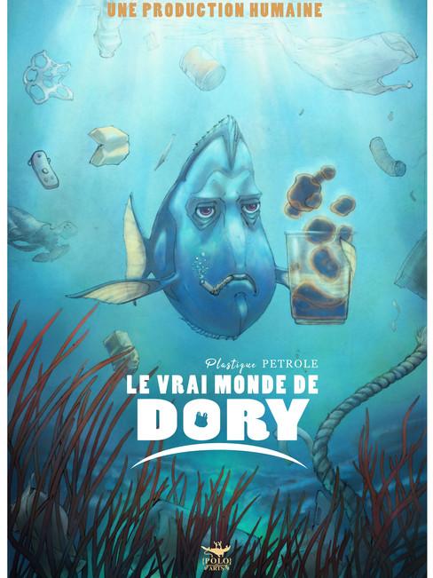 Le Vrai Monde de Dory