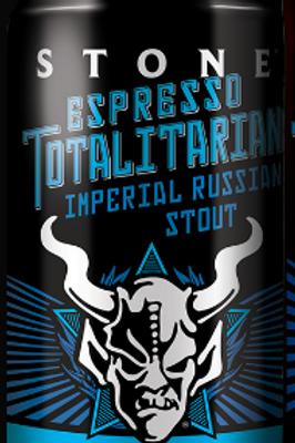 Stone Espresso Totalitarian Imperial Russian Stout 12oz
