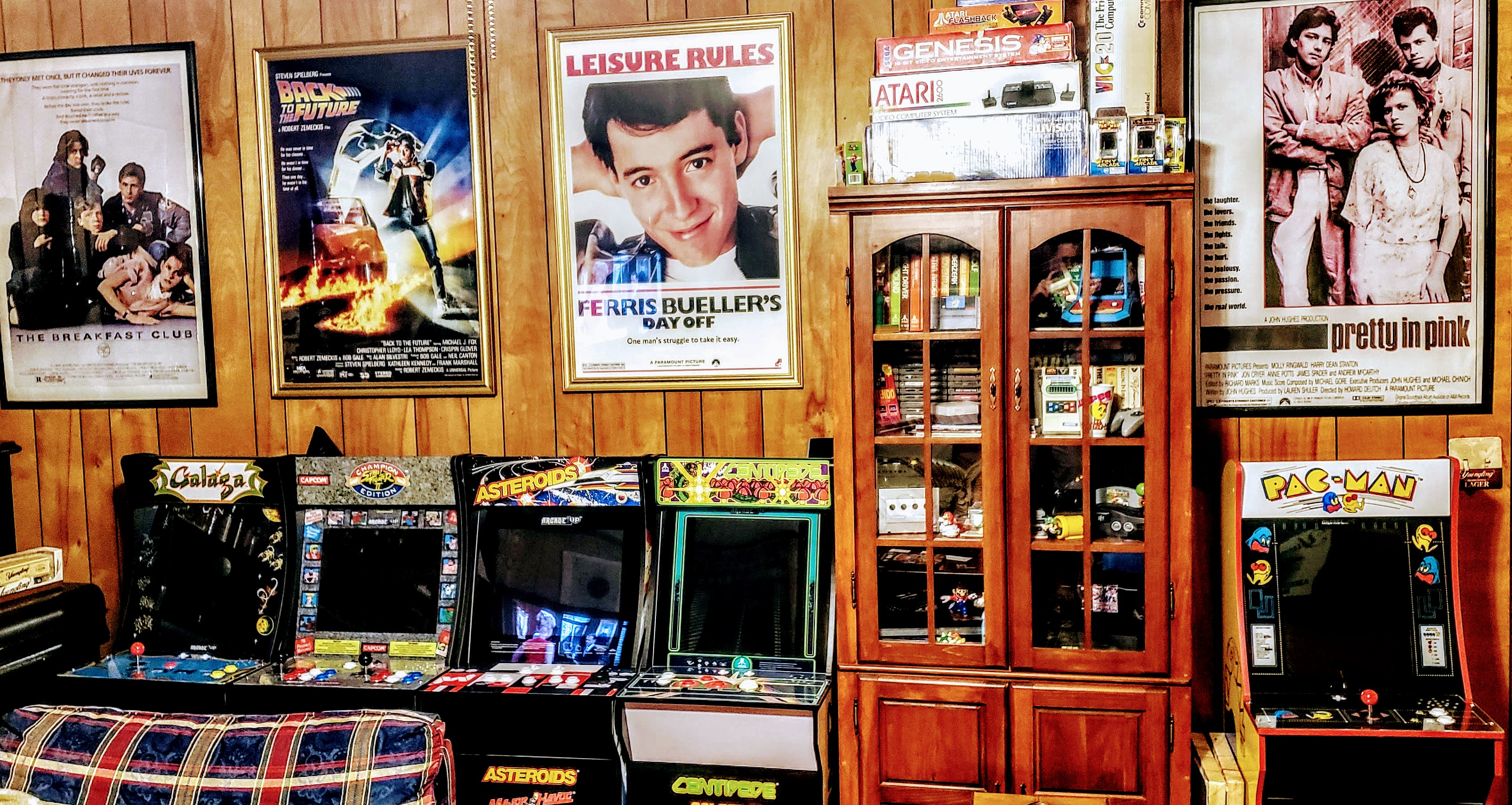 Yuengling Game Room