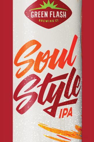 Green Flash Soul Style IPA 12oz