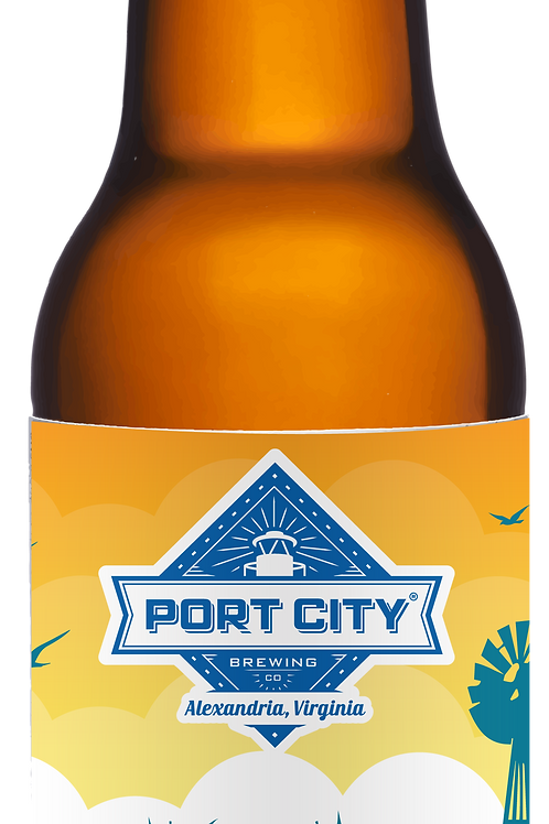 Port City Optimal Wit 12oz