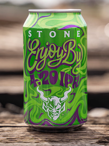 Stone Enjoy by 4.20 Double IPA 12oz
