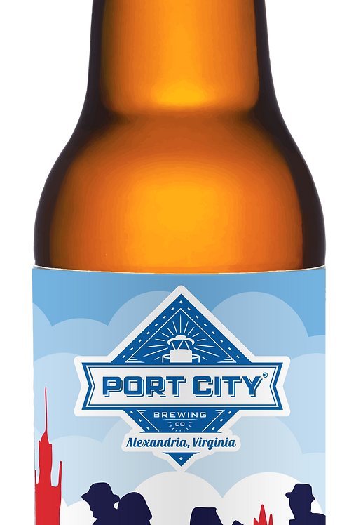 Port City Downright Pilsner 12oz