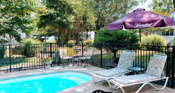 Heated Pool and Entertaining Patio