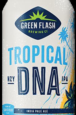 Green Flash Tropical DNA IPA 12oz