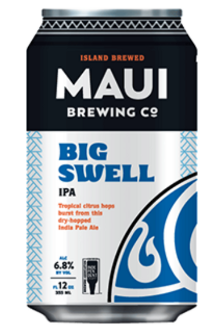 Maui Brewing Big Swell IPA 12oz
