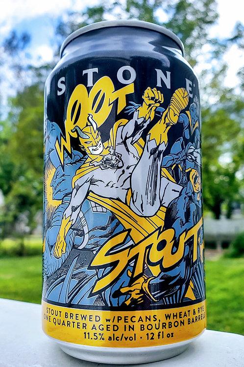 Stone Woot Stout Imperial Stout 12oz