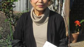 [2021年4月号] 人物紹介 怒留湯健蓉さん