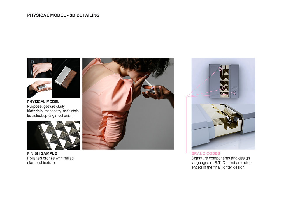 Marco Monterzino Industrial Designer and Innovation Consultant London luxury product