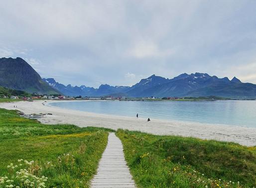 Vagar libremente por Laponia