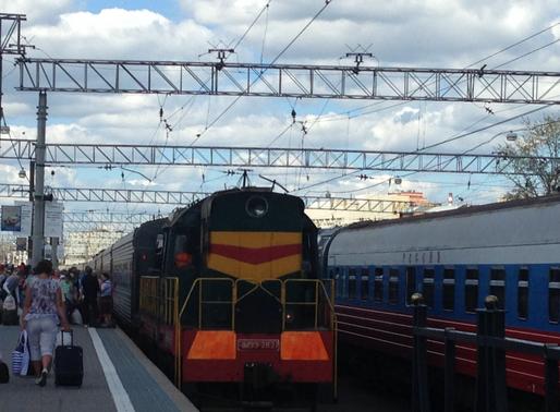 Historias de trenes: De Moscú a Pekín