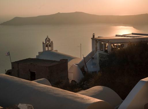 SANTORINI, la isla más fotografiada del mundo