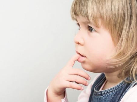 Çocuk-Ergenlerde Parmak Emme ve Tırnak Yeme