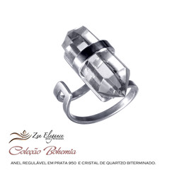 anel cristal quartzo 1a