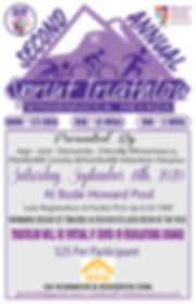 ADF-Winnemucca - Sprint Triathlon 2020 P