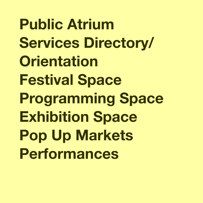 Public Atrium