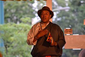 Phenpo Tendhar, storyteller