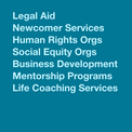 Legal Aid & Newcomer Services