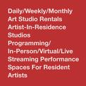 Short-Term Art Studios