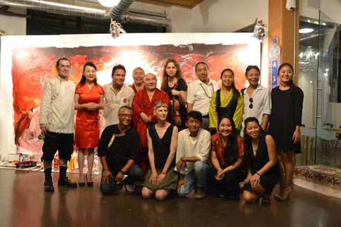 Producers, storytellers and performers