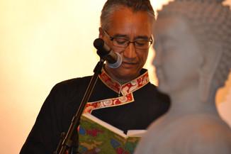 Tashi Nangsetsang, storyteller