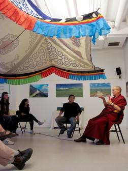 Khenpo Tsultrim Namdak Rinpoche