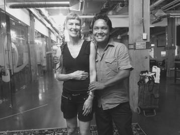 Coproducer, Cofounder of Bureau Andrea Battersby and contemporary Tibetan artist Tashi Norbu