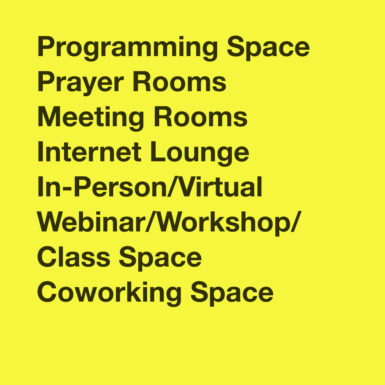 Programming Space
