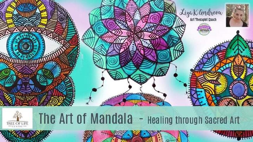 The Art of Mandala - Healing through Sacred Art
