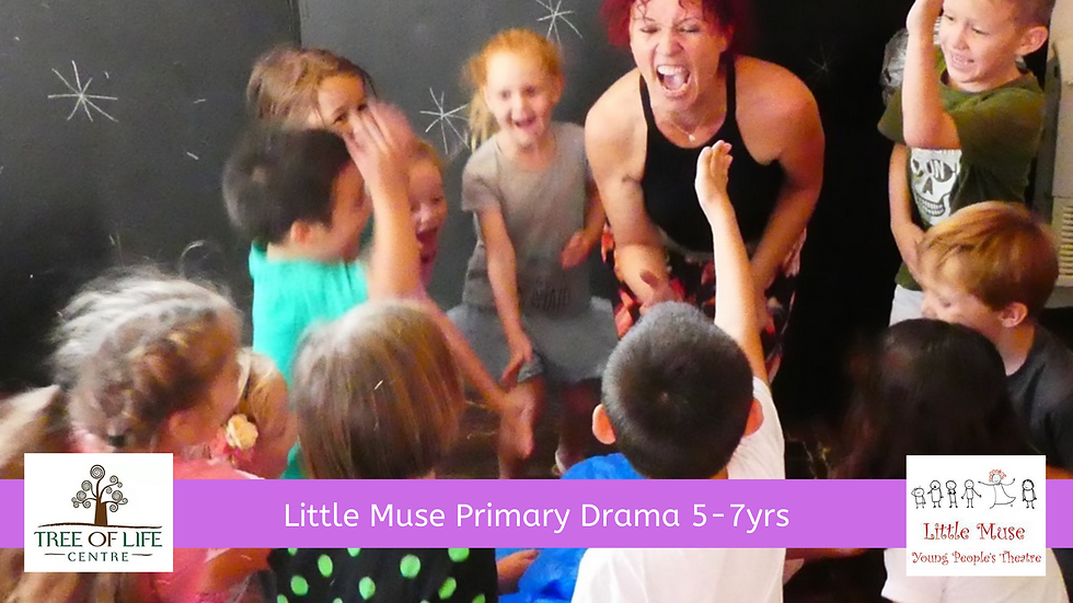 "Little Muse ""Primary Drama"" (5-7yrs)"