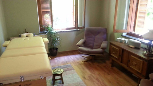 Therapy Room, rent on a hourly basis