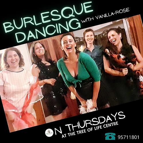 Burlesque Classes