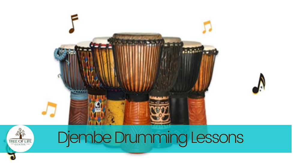 Djembe Drumming Sessions