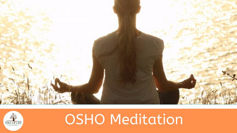 Weekly OSHO Meditation