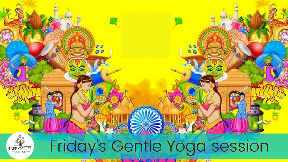 Weekly Gentle Yoga