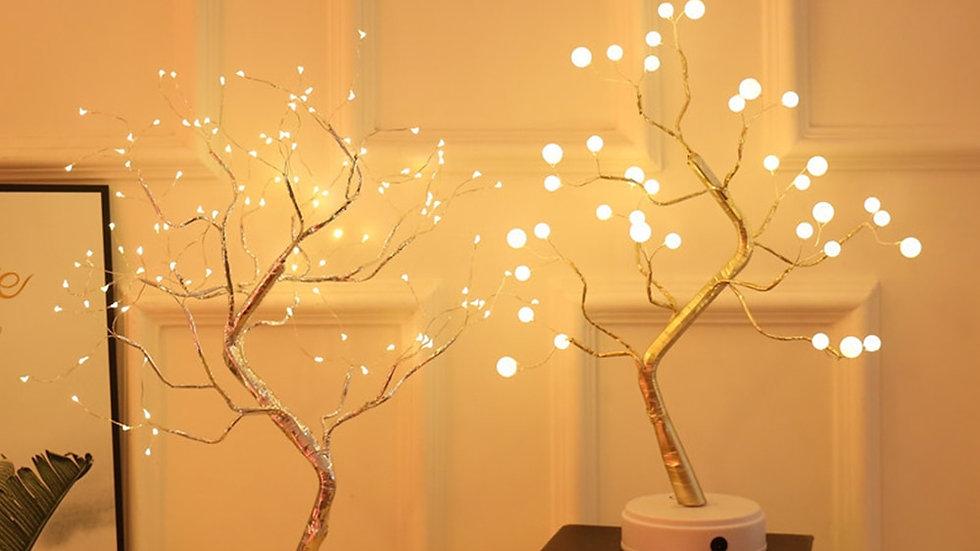 36/108 LEDS Night Light Bonsai Tree Light